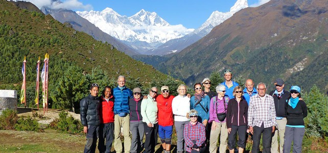 Reise mit vielen Kontrasten – Everest Komfort Trekking