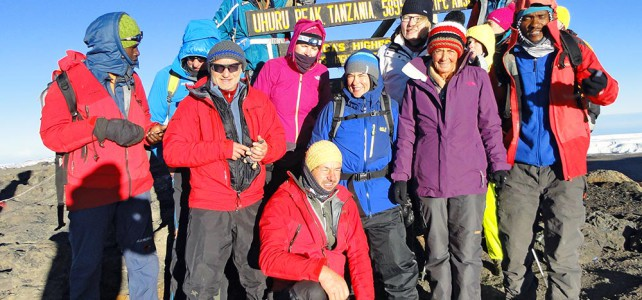 Erfolgreichste Kilimanjaro Saison