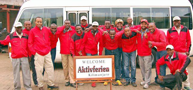 Bergführerausbildung am Kilimanjaro