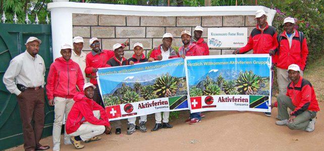 Weiterbildung in unserem Kilimanjaro Farmhouse