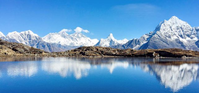 Tashi Delek vom Everest Komfort Trekking