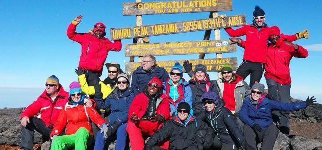 Reisebericht Kilimanjaro Besteigung von Beni Büchi