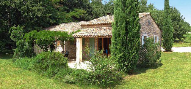 Ferienhäuser in der Ardèche