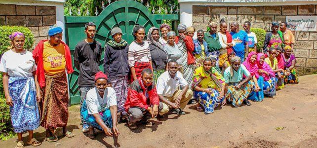 Tag der offenen Tür im Kilimanjaro Farm House