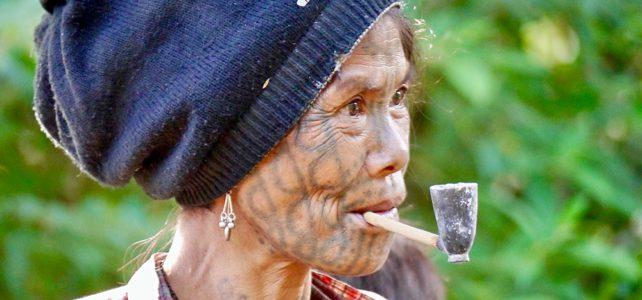 Reisebericht aus Myanmar Trekking