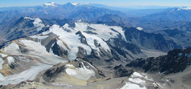 Auf den höchsten Berg Südamerikas