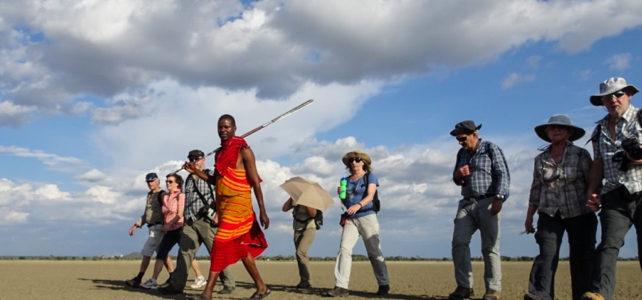 Dominik Abt berichtet von der Tanzania Naturreise
