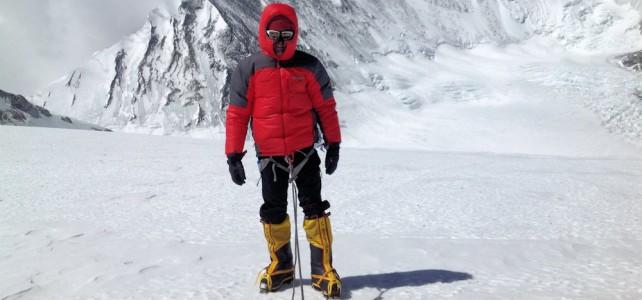 Hansruedi Büchi live vom Everest: Gut akklimatisiert