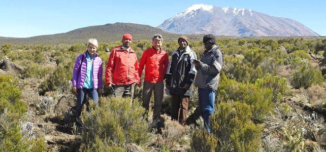 Vorbereitungen für die kommende Kilimanjaro Saison