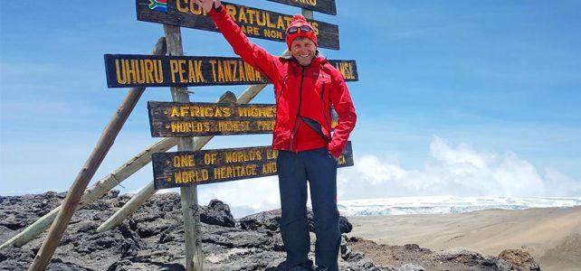 Zum 51. Mal auf den Kilimanjaro