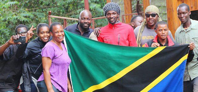 Gaudence, unser schnellster Guide am Kilimanjaro
