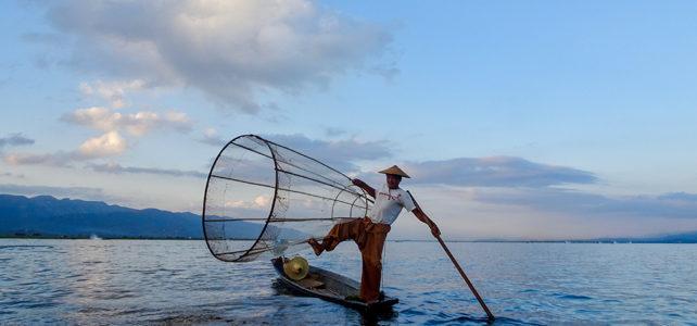 Unterwegs im Land des Lächelns – in Myanmar