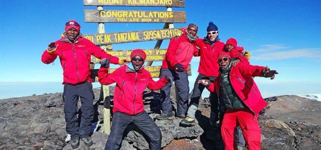 Emotionen am Kilimanjaro, eine schöne Saison geht zu Ende