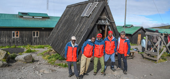 Rituale am Kilimanjaro