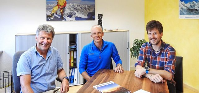 Besuch unserer Geschäftsführer aus Ecuador und Nepal
