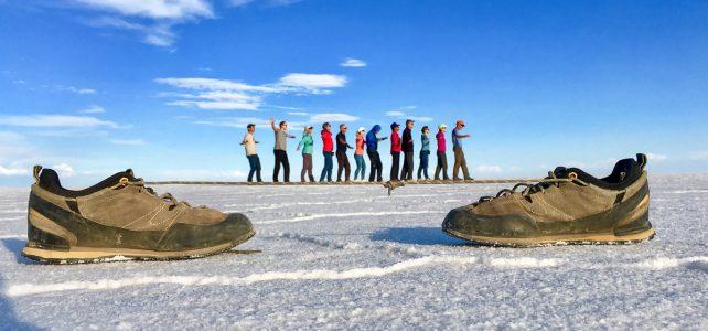 Guido Schilling berichtet von seiner Bolivien Reise