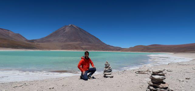 Landschaften wie von einem anderen Stern in Bolivien
