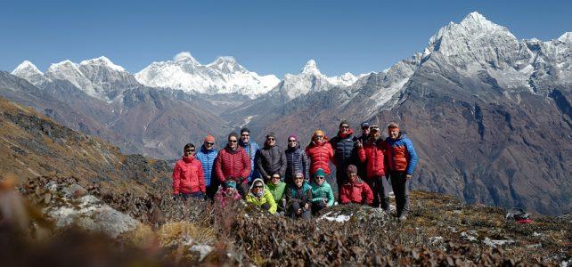 Everest Komfort-Trekking vom 20.Okt. – 05.Nov. 2018, ein Reisebericht