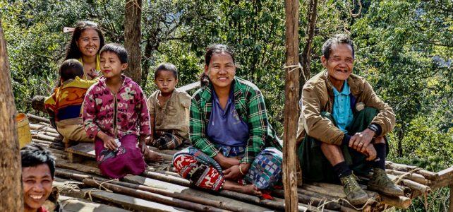 Mingalaba im goldenen Land – Trekking in Myanmar