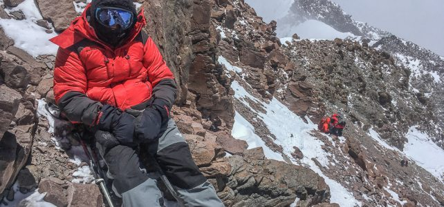 Expedition «Aconcagua» Argentinien, 29. Dez. 2018 – 18. Jan. 2019