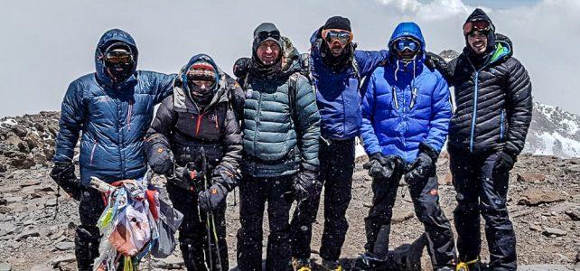 Folgt auf den Kilimanjaro der Aconcagua?
