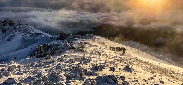 Eine erfolgreiche Saison am Kilimanjaro geht zu Ende