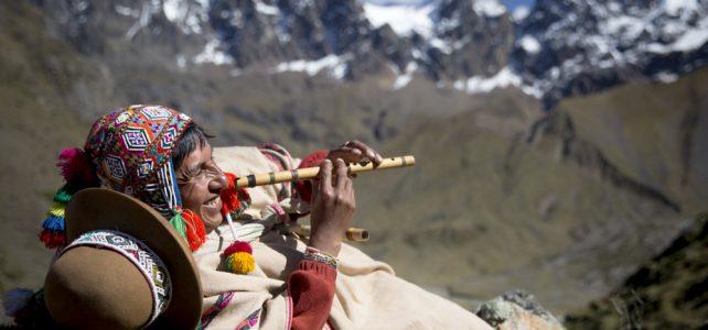 Den Inkas auf der Spur