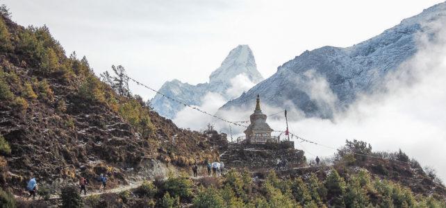 Zurück im geliebten Nepal