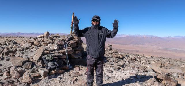 Einmal im Leben auf 6000 Meter!