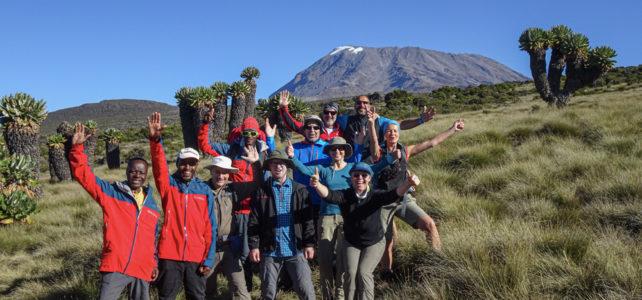 «Gömmer Kilimanjaro»