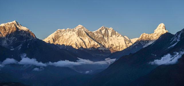 Saisonstart in Nepal