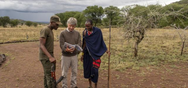 Besuch am Kilimanjaro und in den Aktivferien Camps der Serengeti.