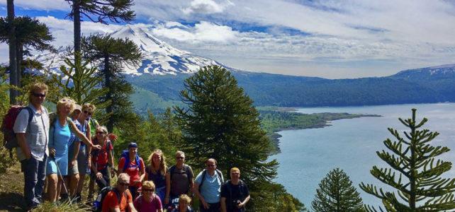 Reisebericht Live von Patagonien