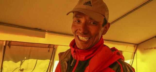 Portraitreihe Aktivferien Local Guides – Lila Sherpa, Nepal