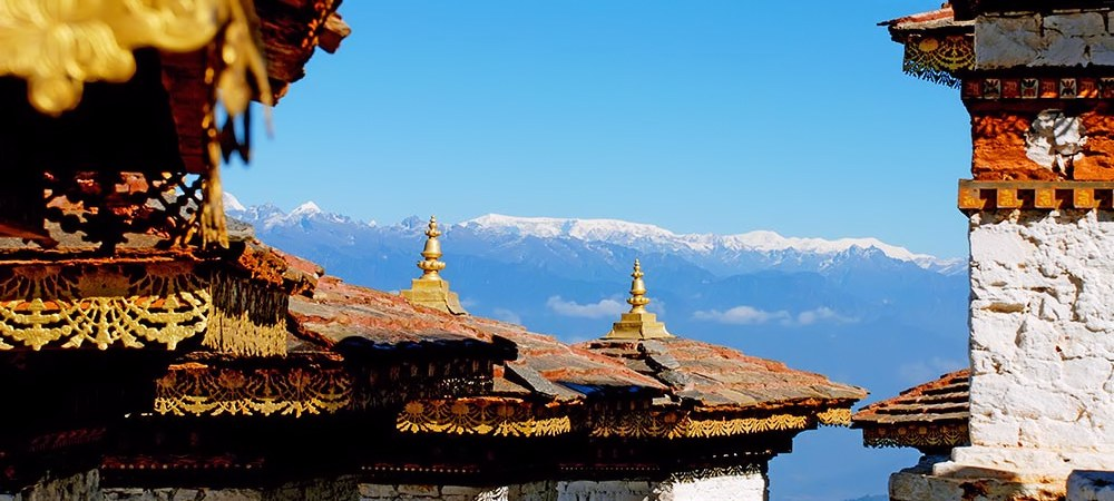 Bhutan Lodge Trekking