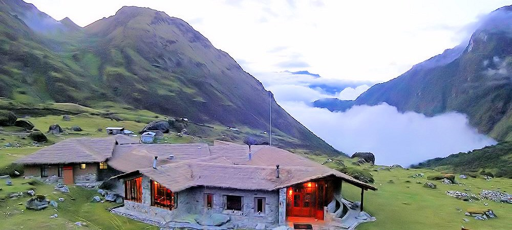 Inka-Trail Lodge Trekking