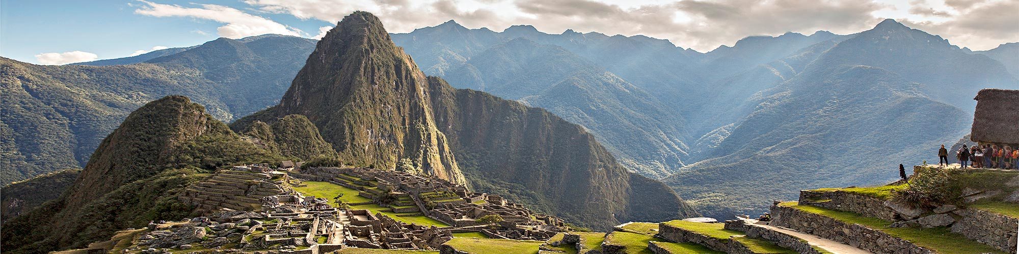 Inka Trail Lodge Trekking